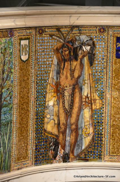 Tiffany Mosaics Chicago