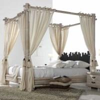 Le lit baldaquin bambou, pour des nuits sous le signe de ...