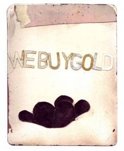 Jeff Feld; We Buy Gold 1; 2014