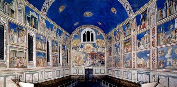 Scrovegni Chapel Frescoes Artblecom