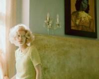 Tilda Swinton in Bowie video2