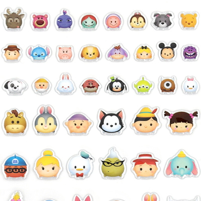 Dream Car Wallpaper Buy Disney Tsum Tsum Sponge Sticker Sheet At Artbox