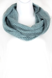 Knitted Infinity Scarf - Scarves