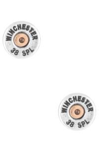 Winchester 38 SPL Bullet Earrings