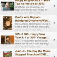 My Blog is Now an Iphone App!