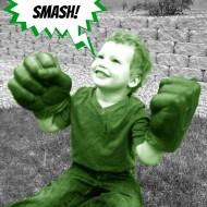 The Incredible Hulk – Hulk Smash | Wordless Wednesday Linky #TheAvengersEvent