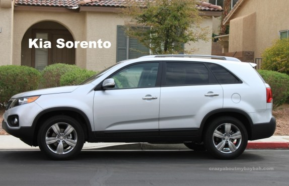 Kia Sorento Family Car