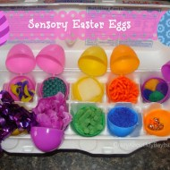 Sensory Easter Eggs | Easter Activities for Kids