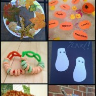 Fast Fall Crafts for Kids   Toddler Crafts