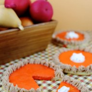 Pumpkin Pie Sugar Cookie Recipe
