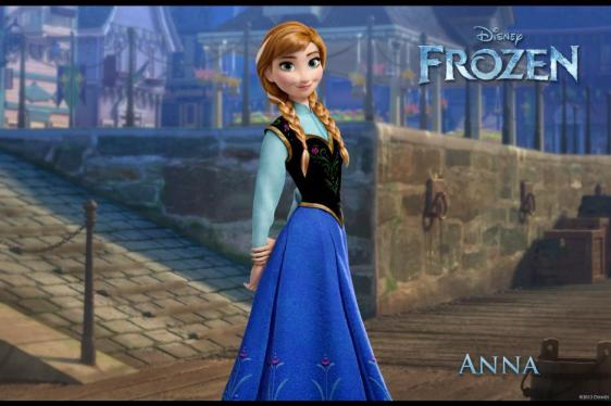 Disney Frozen Review #DisneyFrozen #Anna