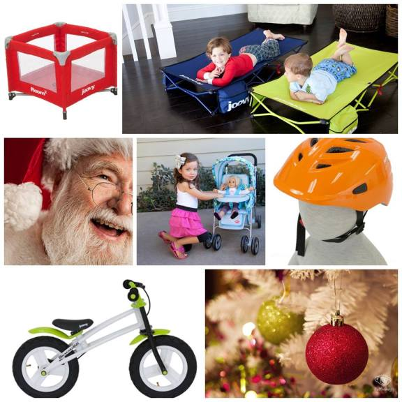 Joovy Santa in Us Holiday Giveaway #SantaInUs