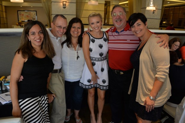 Breakfast with the Cast of Young and Hungry | Emily Osment #YoungandHungryEvent