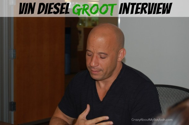 Vin Diesel I am Groot Guardians of the Galaxy #GuardiansoftheGalaxyEvent