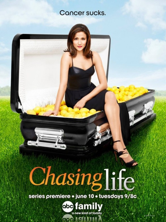 Interview with the Chasing Life Cast from ABC Family #ABCFamilyEvent