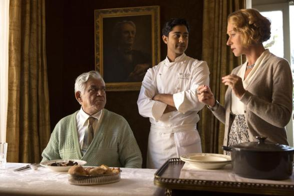 The Hundred Foot Journey Movie Review #100FootJourneyEvent