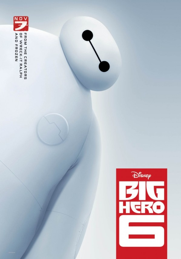 First Look at Disney Animation Studios Big Hero 6