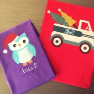 Personalized Holiday Gifts with Bright Star Kids
