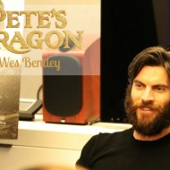 Wes Bentley Talks About His Role In Pete's Dragon