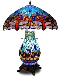 Tiffany lighting on Pinterest | Tiffany Lamps, Stained ...