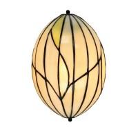 Tiffany Wall Lamp / Ceiling Lamp Nature small