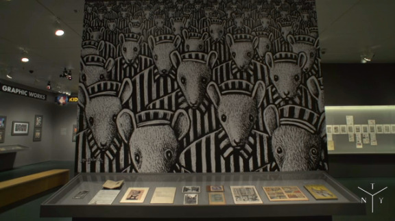 Video:Art_Spiegelman Walk_Through