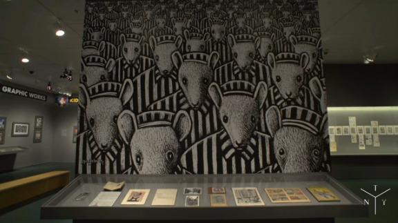 Video:Art_Spiegelman Walk_Through