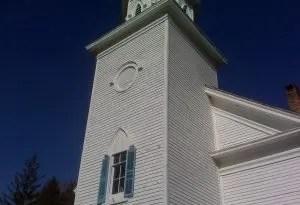 church exterior painting & restoration | artech church