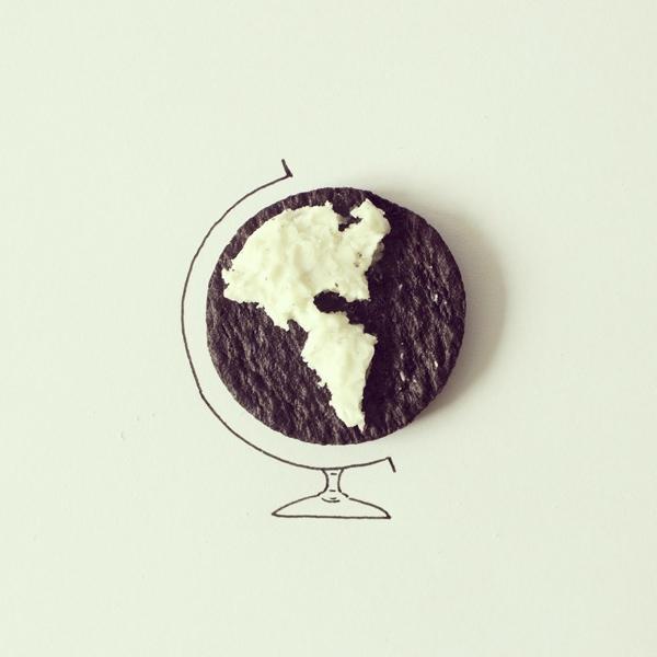 Bola del mundo_javier perez-intagram experiments