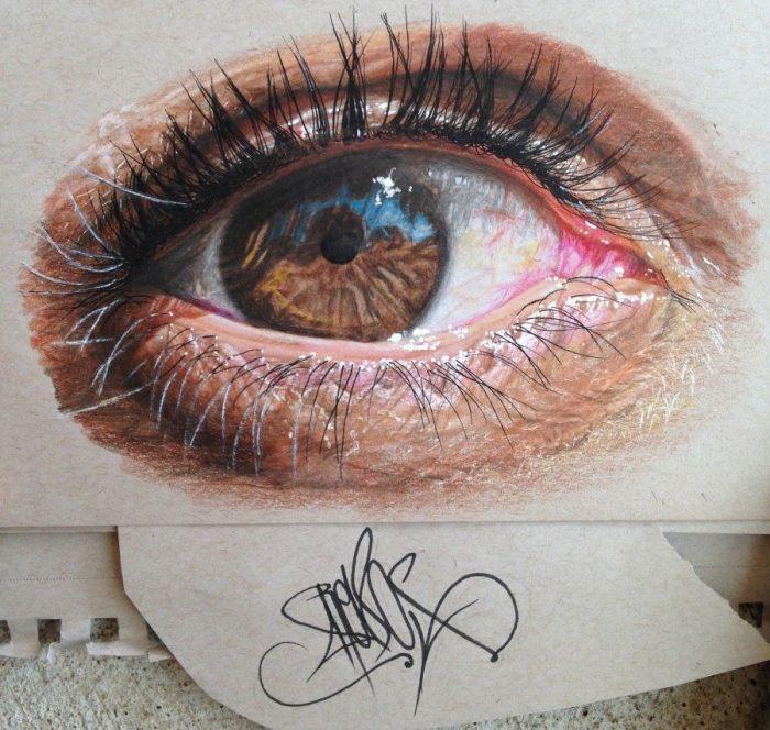 jose_vergara_drawings_pencil_eyes_hyperrealistic_mother