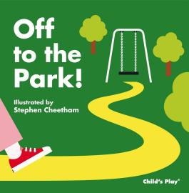off to the park -stephen cheetham