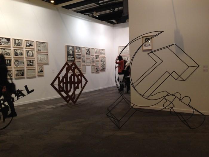 Instalacion-hoz-martillo-ARCO 2015