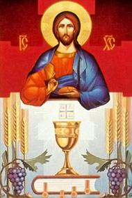 Eucaristía: Alma, Cuerpo y Divinidad de Jesús