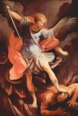 La Muerte ligada al demonio, esclavitud, castigo y pecado