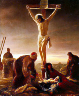 Las 7 Palabras de Jesús en la Cruz