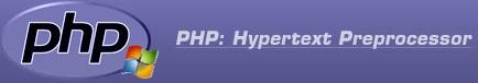PHP 5 para  Windows