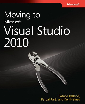 Moving to VS 2010