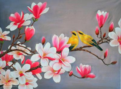 Two Is Better Than One | Art Paintings for Sale, Online Gallery