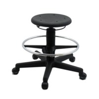 Medi-stool with Foot Ring - Health Care Chairs, Stools ...