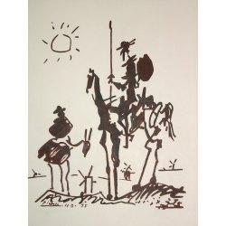 Small Crop Of Picasso Don Quixote