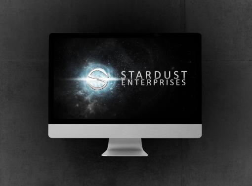 Logo Design for Stardust Enterprises
