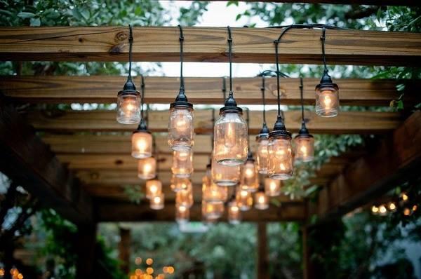 Luminaria Pendente Artesanal Construa A Sua Agora