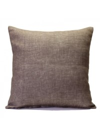 Linen pillow cover for the living room