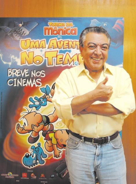 Mauricio de Sousa 066