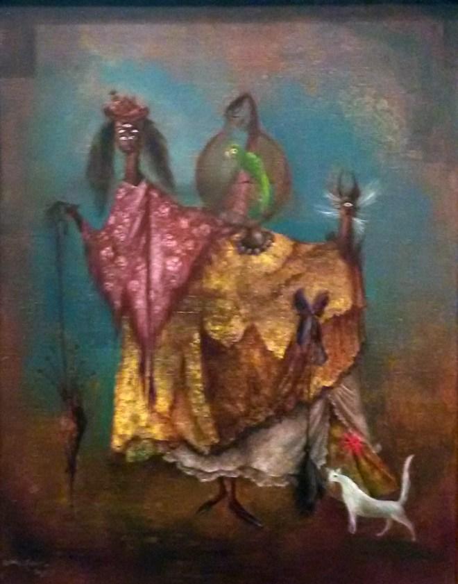 Leonora Carrington - A Artista Viajando Incognita, 1949
