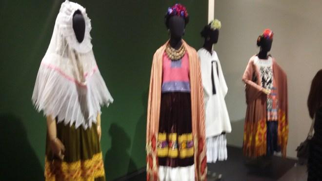 Vestimentas de Frida