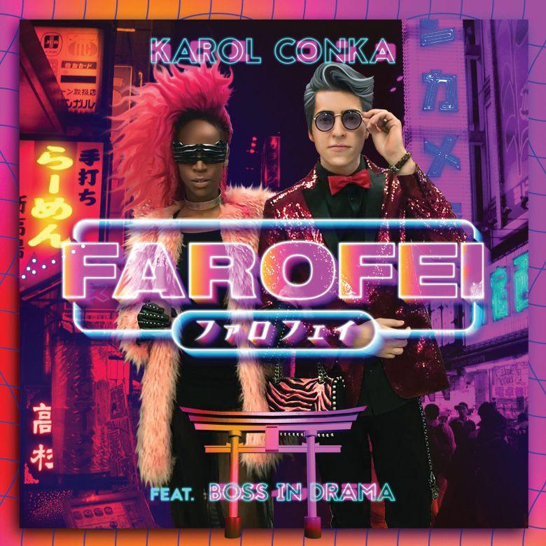Karol Conka - Farofei (single)