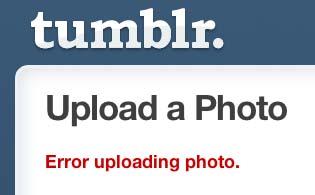 tumblr kicks back error messages for animated gifs