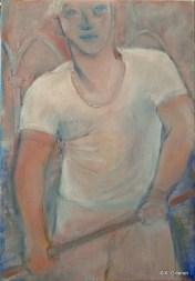 H07 - Jeune Gondolier (55 x 38 cm)