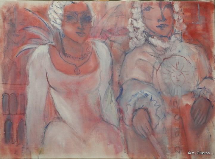 H41 - Carnaval (60 x 81 cm)